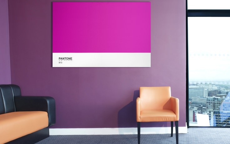 Oficina Color Pantone