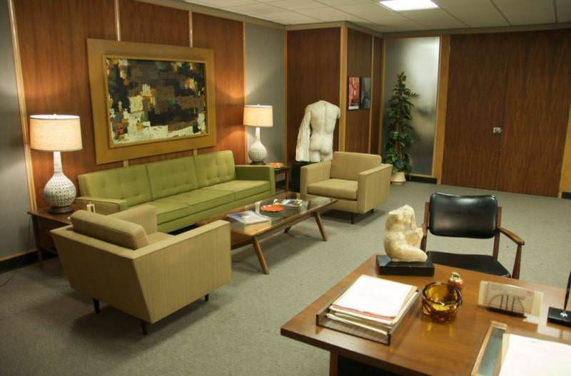 Oficinas de series - Mad Men I