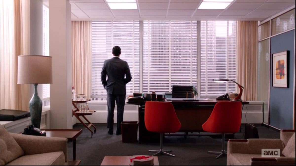 Oficinas de series - Mad Men