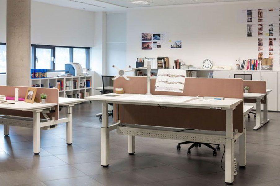 Tendencias en el diseño de oficinas