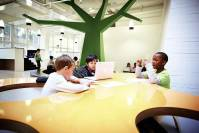 diseño de aulas modernas