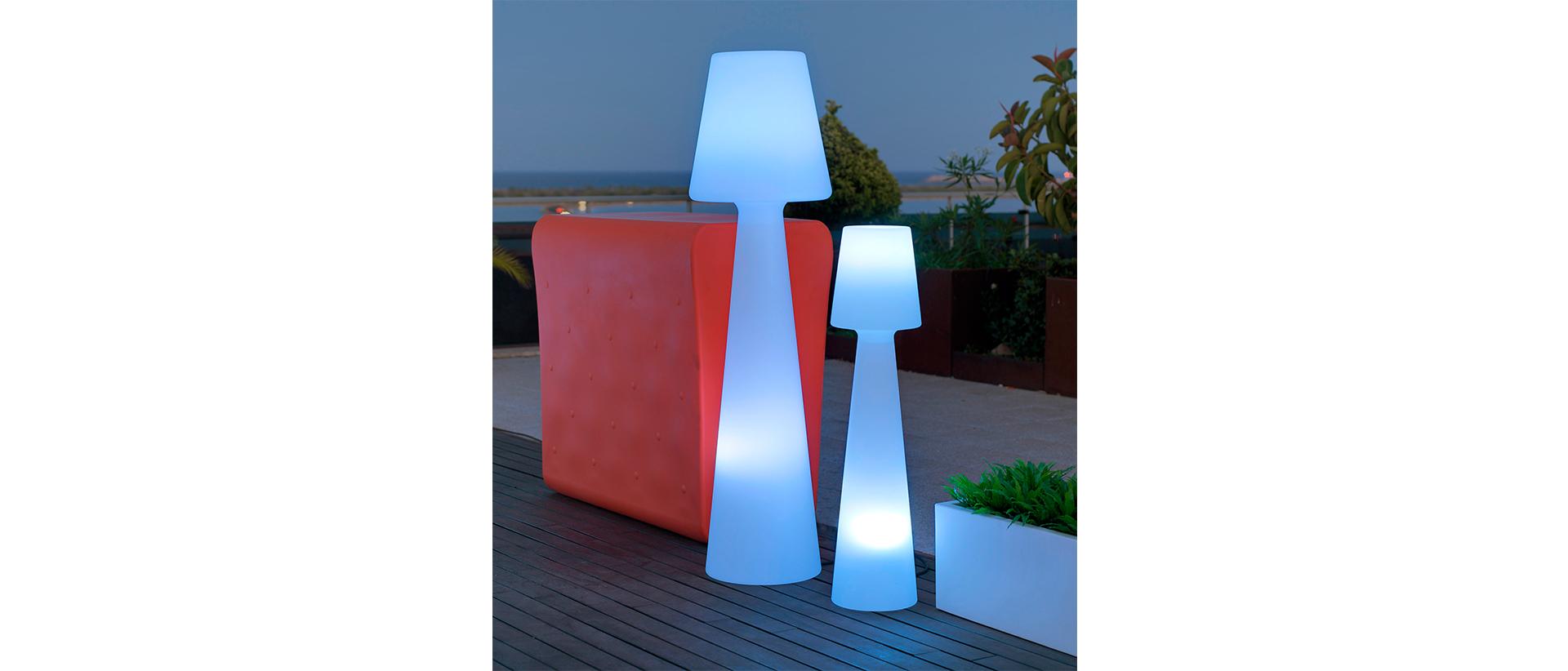 0140 - LAMPARA EXTERIOR