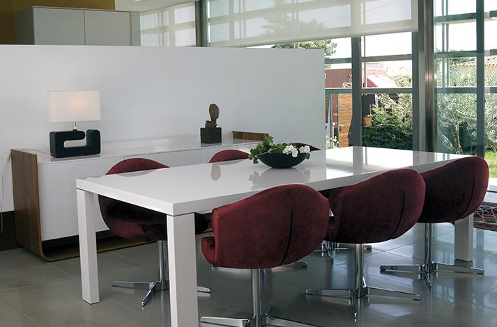 Cortinas para oficinas modernas spacio veintiuno - Cortinas de oficina ...