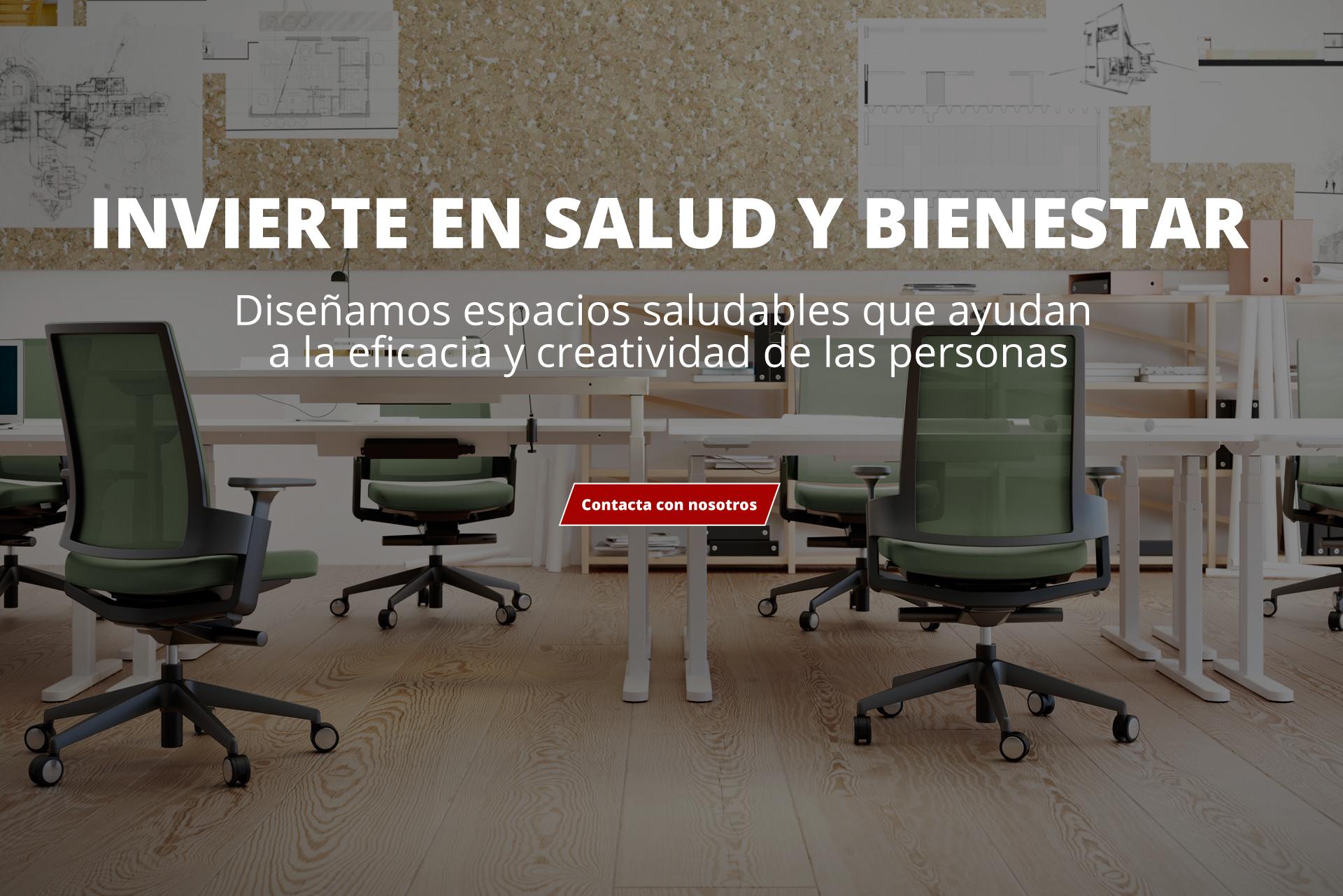 INVIERTE EN SALUD Y BIENESTAR