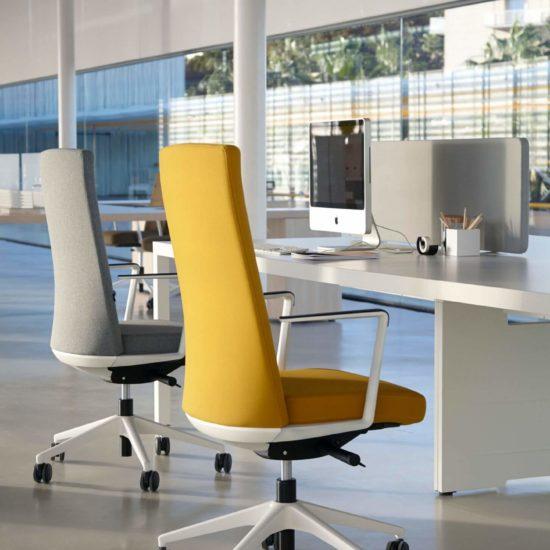 Sillas De Oficina Bilbao.Mobiliario Y Muebles De Oficina En Bilbao Spacioveintiuno